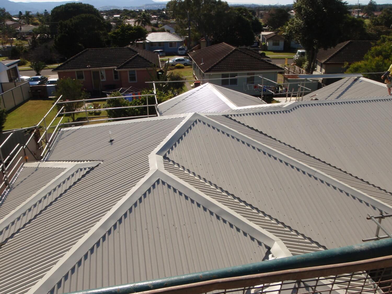 Roof Restoration Penrith Roof Contractor Penrith Metal